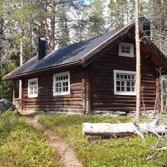 Øvre Luspen skogstue